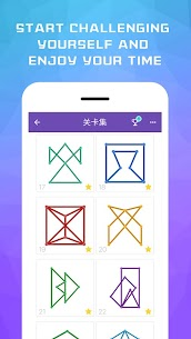 One Stroke Line Puzzle MOD (Free Shopping) 3