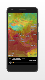 Today Weather – Pronóstico, radar y alerta severa 6
