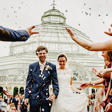 Wedding photographer Steven Rooney (stevenrooney). Photo of 04.01.2018