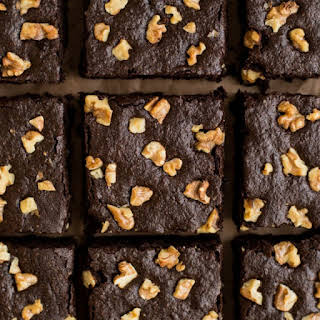 Spiced Paleo Brownies.