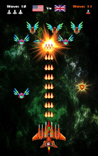 Galaxy Attack screenshot 11