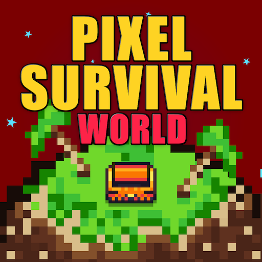 Pixel Survival World - Online Action Survival Game