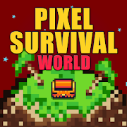 Pixel Survival World MOD APK 81 (Money increases)