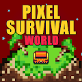 Pixel Survival World - Multiplayer Survival Game