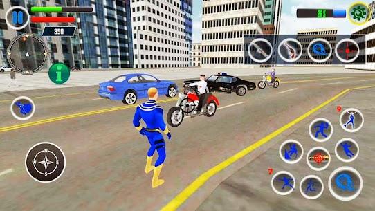 Flying Hero Crime Simulator Mod Apk [Unlimited Money] 1