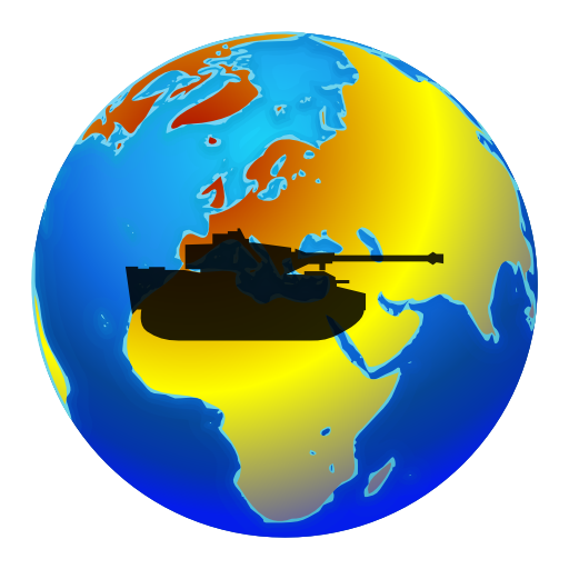 World Military Map Pro