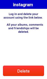 Delete account delete social accounts android apps on google play delete account delete social accounts screenshot thumbnail ccuart Gallery
