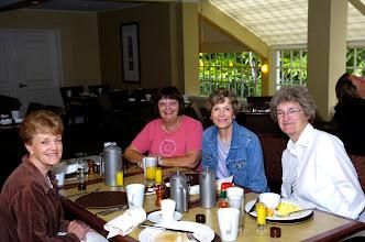 Photo: Susan Cramer Peters, Marylee Grant Goyan, Nancy Montgomery Gilmour, Susie Cumins Newell