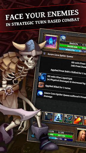 Duels RPG  - Text Adventure 1.6.8_text_fixes_4 screenshots 2