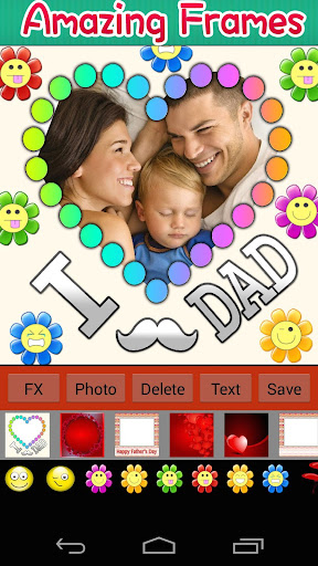 Father's Day Photo Frames