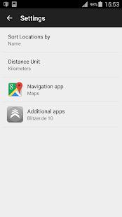 Easy Navigation screenshot