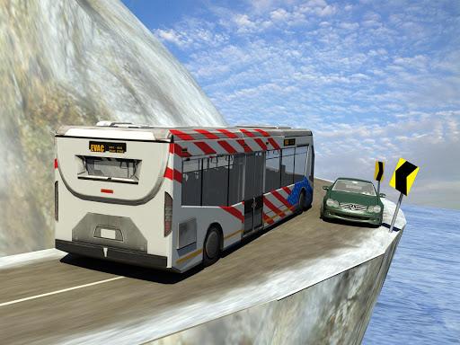 Snow Hill Bus Drivingsimulator 1.2 screenshots 8
