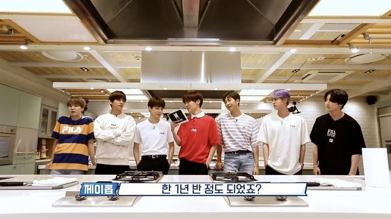 Accidental leak of Run BTS Episode 102