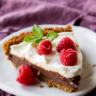 Chocolate Pudding Pie Graham Cracker Recipes