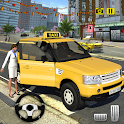Rush Hour Taxi Cab Driver: NY City Cab Taxi Game icon