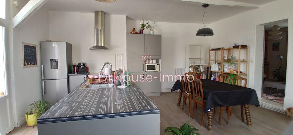 Vente maison 5 pièces 125 m² à Chatellerault (86100), 149 732 €