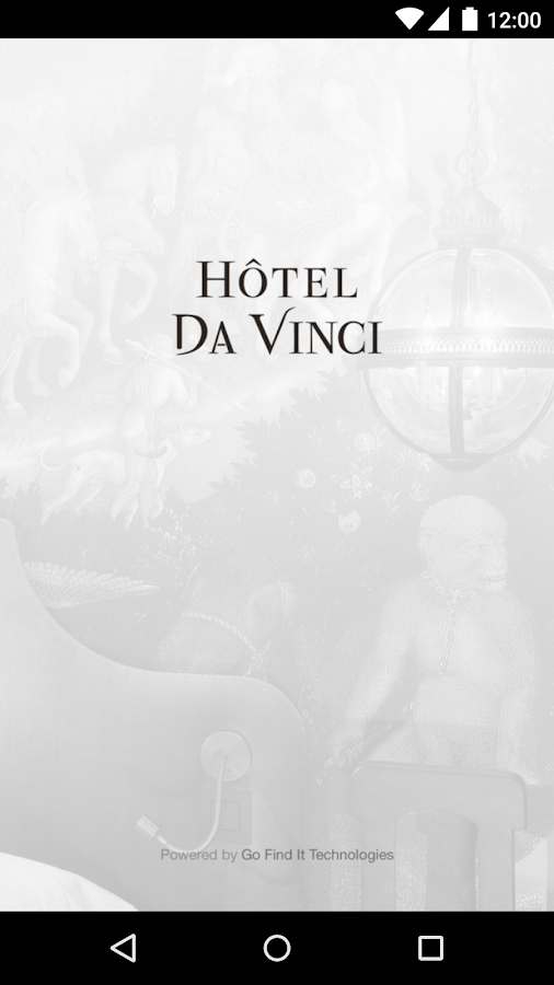 Hotel Da Vinci- screenshot