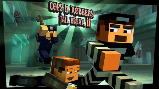 Cops N Robbers 2 v2.1.3 (Mod Money)