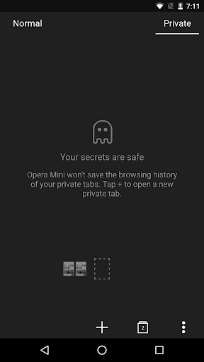 Opera Mini - fast web browser for PC