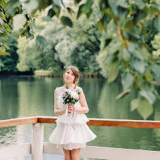 Wedding photographer Anastasiya Zhukova (AnastasiaZhu). Photo of 18.09.2017