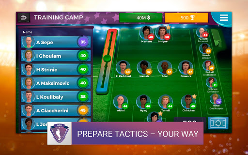 Women's Soccer Manager (WSM) - Football Management filehippodl screenshot 9