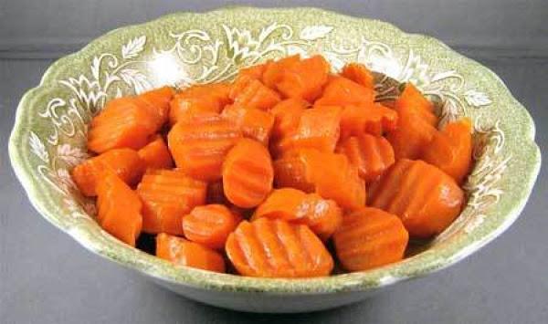 War Eagle Carrots Recipe