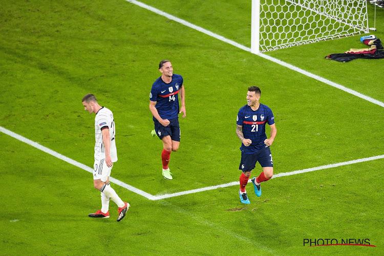 La France remporte le premier choc de cet Euro et a la frite