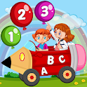 Preschool Learning - 27 Toddler Games for Free icon