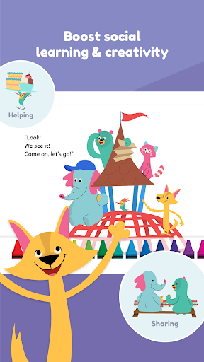 Khan Academy Kids: Free educational games & books screenshot 7