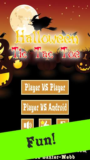 Halloween Tic Tac Toe 2015