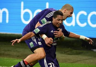 Anderlecht envoie Bruges dans les cordes