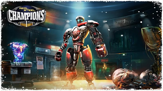 Real Steel Boxing Champions- screenshot thumbnail
