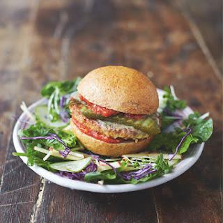 Mega Veggie Burgers From Jamie Oliver'S Everyday Superfood Recipe