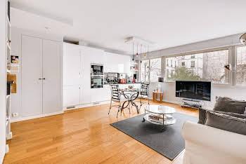 Appartement 2 pièces 45,72 m2