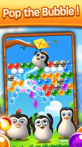 Télécharger Bubble Penguin Amis apk mod screenshots 4