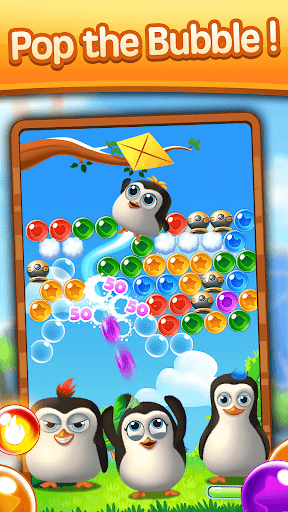 Bubble Penguin Friends filehippodl screenshot 1