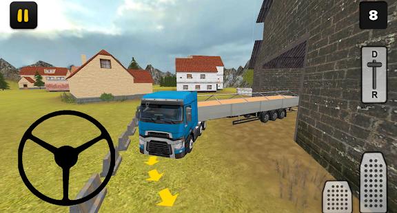 Farm Truck 3D: Corn - náhled
