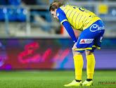 Daam Foulon baalde enorm na de nederlaag tegen Charleroi