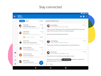 Microsoft Outlook APK screenshot thumbnail 10