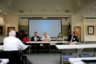 Photo: A food varieties panel, featuring