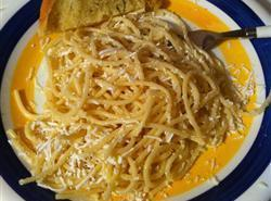 Pasta With Browned Butter & Mizithra Cheese Recipe