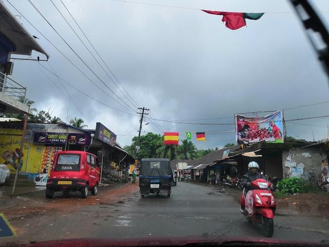 Trip to Bekal in Kasargod, roadtrip from bangalore