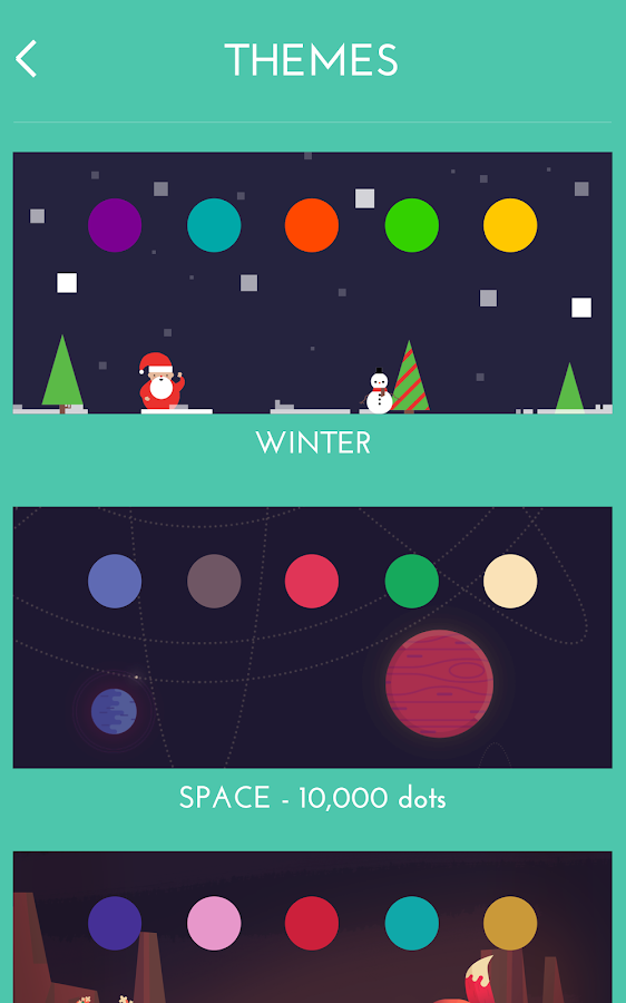 Dots: A Game About Connecting- screenshot