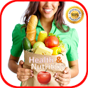 Health and Nutrition icon