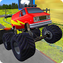 Monster Truck 3D Madness icon