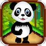 Frenzy Panda Run Icon