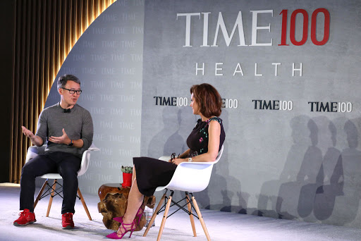 Do Mindfulness and Health Trackers Mix? Deepak Chopra and Fitbit CEO James Park on Managing Stress With Data