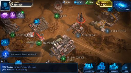 Stellar Age: MMO Strategy  screenshots 18