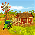 Little Farm Dairy Supply 3D icon