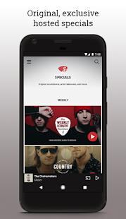 Slacker Radio Screenshot 3